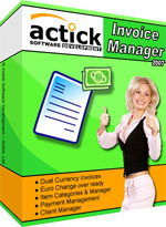 Software Box - Actick Invoice Manager 2016
